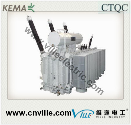 220kv 120mva Power Transformer with on Load Tap Changer pictures & photos