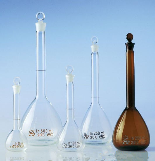 Volumetric Flasks Provide The Highest Accuracy pictures & photos