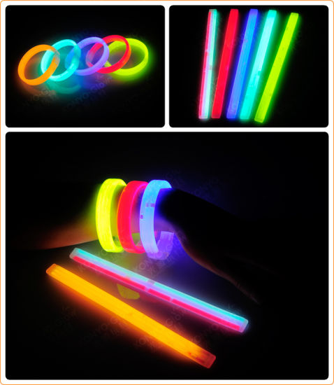 Light Stick with High Gloss Glow Bracelet pictures & photos