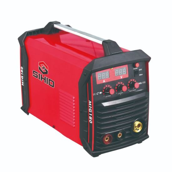 Sihio Small Portable Welding Machine MIG Inverter Fan-Cooling IGBT Wholesale