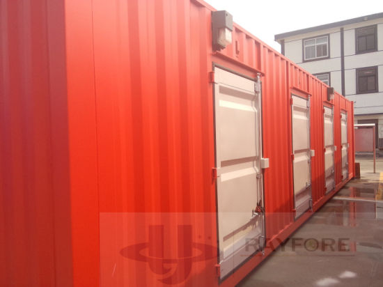40hq Self Storage Contaier with 4 Single Door