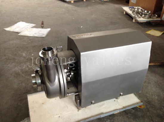 Stainless Steel Open Type Hygienic Centrifugal Pump pictures & photos