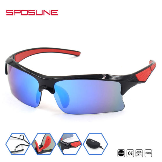 81a11f5e276 Manufacturer Impact-Resistance Dustproof Top Rated Sports Sunglasses Sports  Goggles pictures   photos