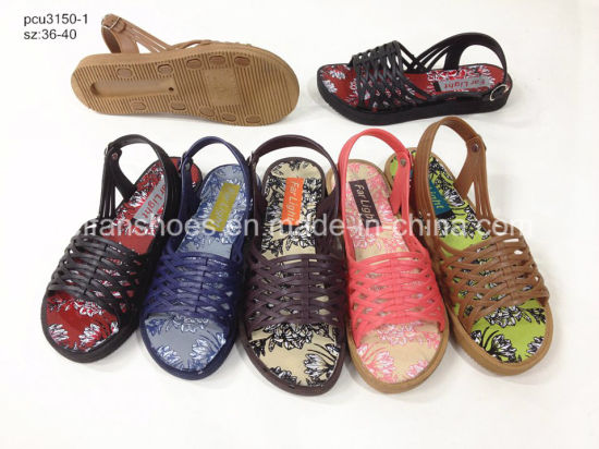 Hotsale Women Casual Sandals Slippers Footwear Wholesale (YG828-23)