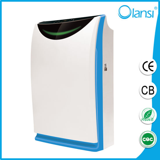 china 4 in 1 air purifier with true hepa carbon filter, uv light ...