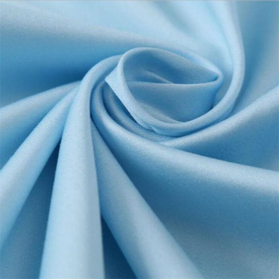 High Quality Cotton Shirt Woven Plain Shirting Poplin Fabric