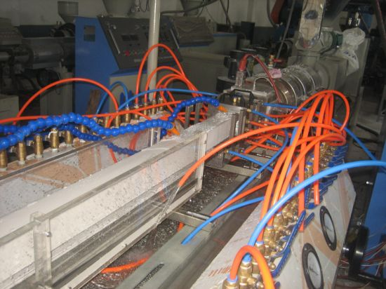 PVC Cable Trunking Production Line/PVC Trunking Extrusion Line/PVC Trunking Production Machine