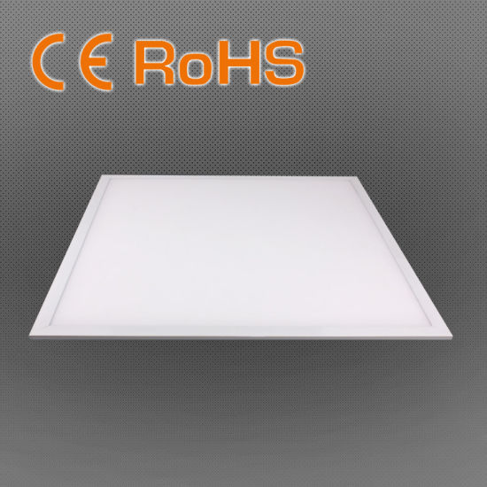 8mm Ultra Slim 600*600 LED Panel Light, 85-100lm/W, AC220-240V pictures & photos