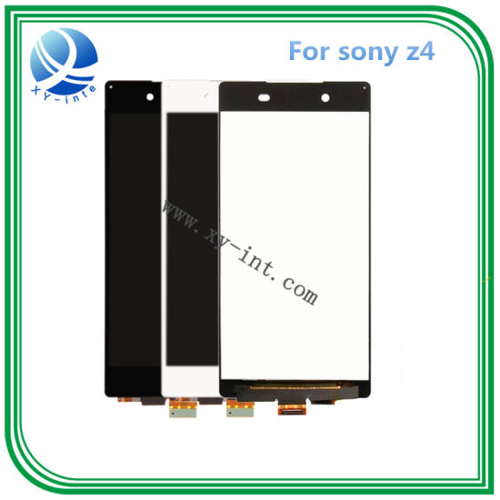 Mobile Phone LCD for Sony Xperia Z4 Touch Display pictures & photos