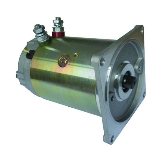 24V 1.2kw Cw Rotation Mini Hydraulic DC Motor