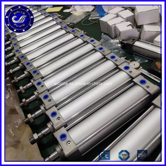 Nonstandard Customized Stainless Steel Pneumatic Air Cylinder
