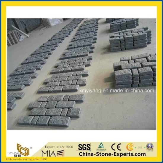 G654/G603/G684/G682/Grey/Black/Red/Yellow Granite/Basalt/Block/Cobble/Cube/Flag/Kerb/Paving Kerbstone for Landscaping/Garden pictures & photos