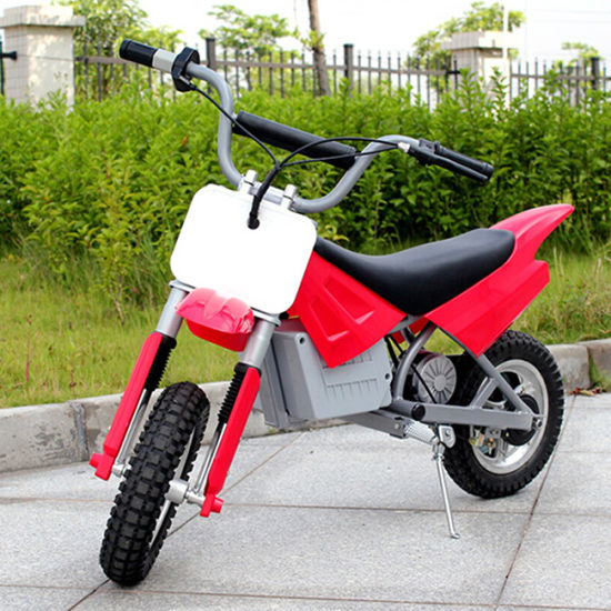 Lead Battery Powered Electric Moped for Kids (DX250) pictures & photos