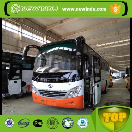 China High Quality Shaolin 36-40seats 9m Rear Engine Bus