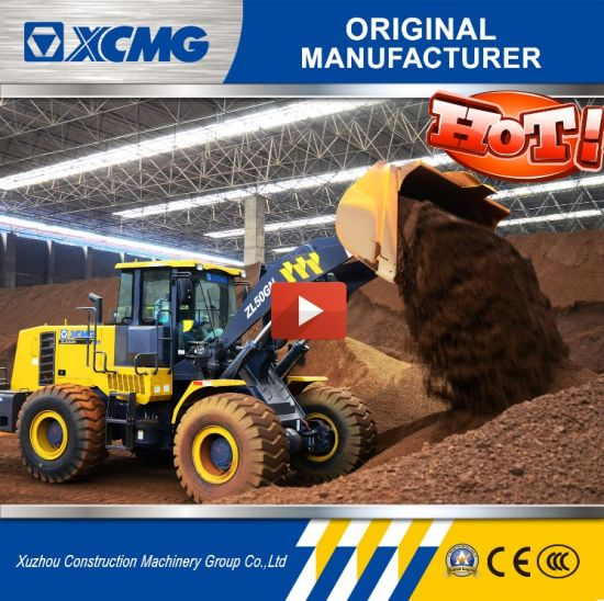 XCMG Official Manufacturer Zl50gn 5ton Wheel Loader for Sale pictures & photos