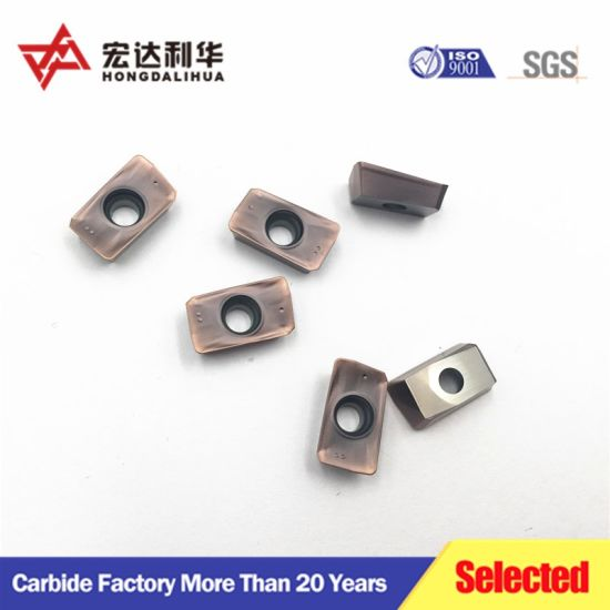 Tungsten Carbide CNC Cutting Inserts for Turning