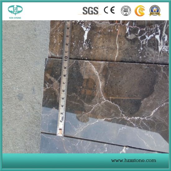 Chinese Marble Slabs Dark Emperador for Hotel or Home Decorate pictures & photos