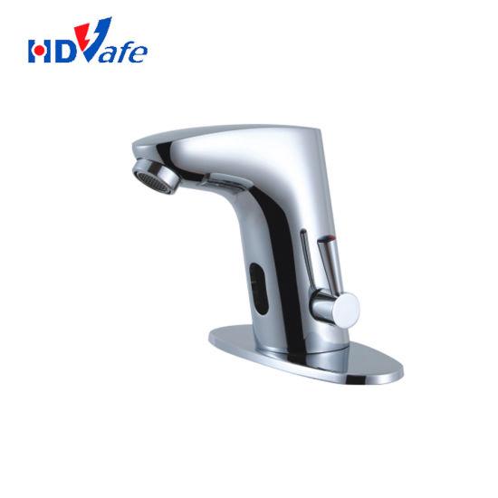 China Faucet Sanitary Ware Kitchen Basin Hot Cold Water Mixer Tap