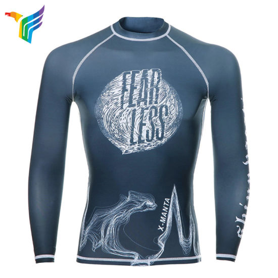 2619b59f7 China Custom Jiu Jitsu Rash Guard