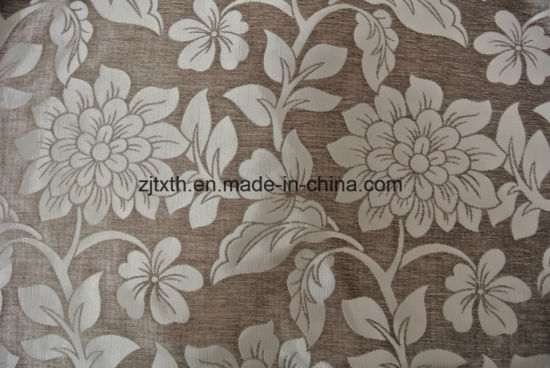 PC Dyed Chenille Europe Sofa Fabric Types (fth31827)