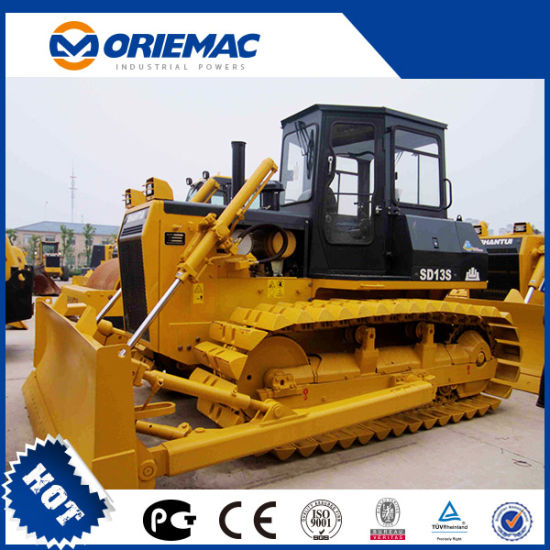 Models SD13 Shantui 130HP Bulldozer with Best Price pictures & photos