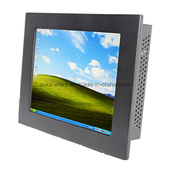 China 10 4 Inch All-in-One Industrial Panel PC Support Windows XP/7