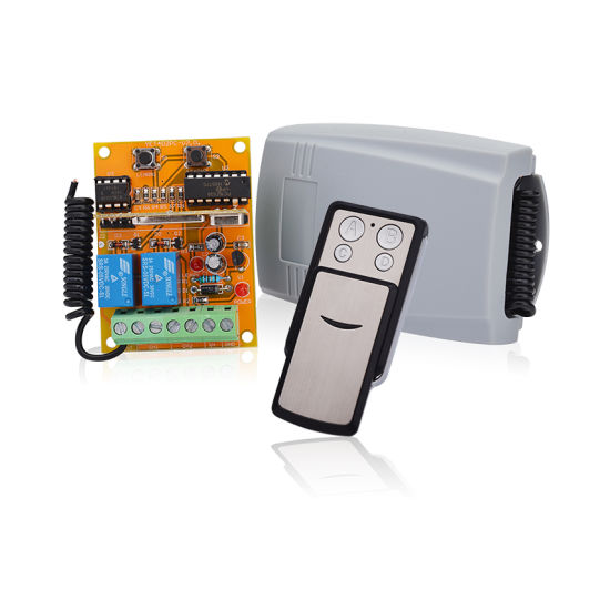 China Universal 2 Channel Receiver Compatible With Bft Faac Came