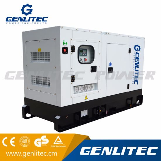 Genlitec Power (GPP20S-II) 20 kVA Soundproof Type Perkins Generator