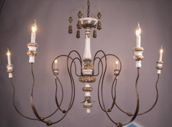 American Style Ancient Pendant Lighting Used For Home Villa And Hotel