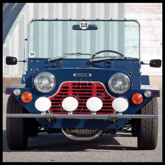 Gasoline Engine 600cc Model Car Mini Moke Dimensions 3180*1450*1550 mm
