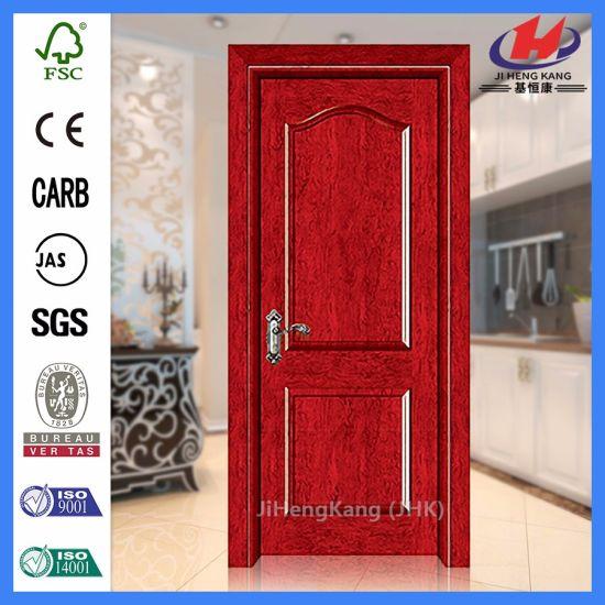 Smooth Hardboard Panel Pre-Hung Melamine Door  sc 1 st  Zhejiang Jihengkang (JHK) Door Industry Co. Ltd. & China Smooth Hardboard Panel Pre-Hung Melamine Door - China Smooth ...