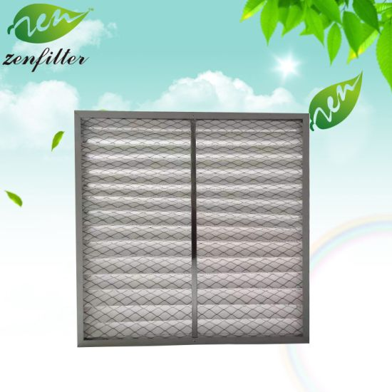 Medium Efficiecy Air Filter for Centralized Ventilation System Pre-Filtration