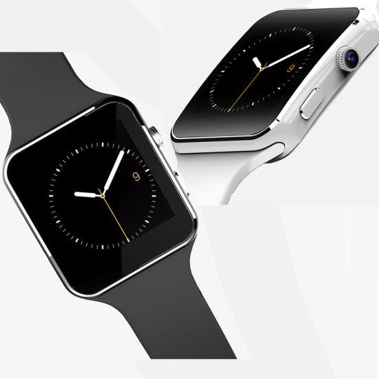 the latest daa9a a383d [Hot Item] GPRS Smart Watch Phone Sport Watch for iPhone 8 Bluetooth  Bracelet