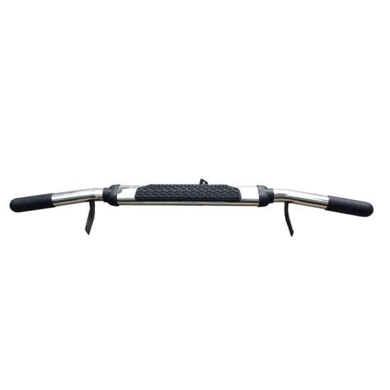 Stainless Steel 201 Rear Bumper for Toyota Hilux Vigo