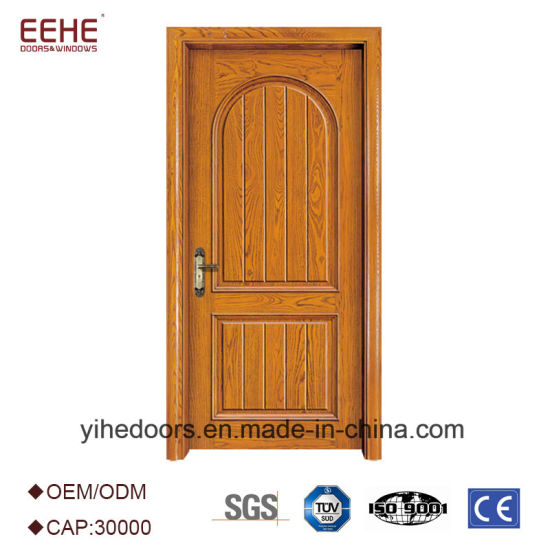 China Single Wood Interior Door Designs In Pakistan China Wooden