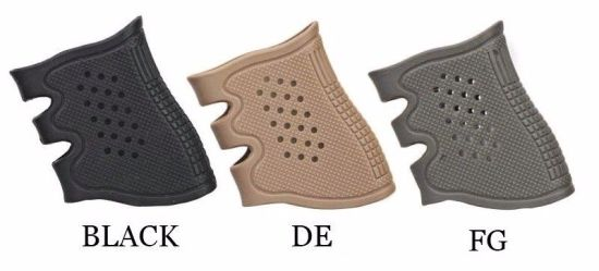 Tactical Rubber Grip Glove for Glock 17 19 20 21 22 23 25 31 32 34 35 37 Stock