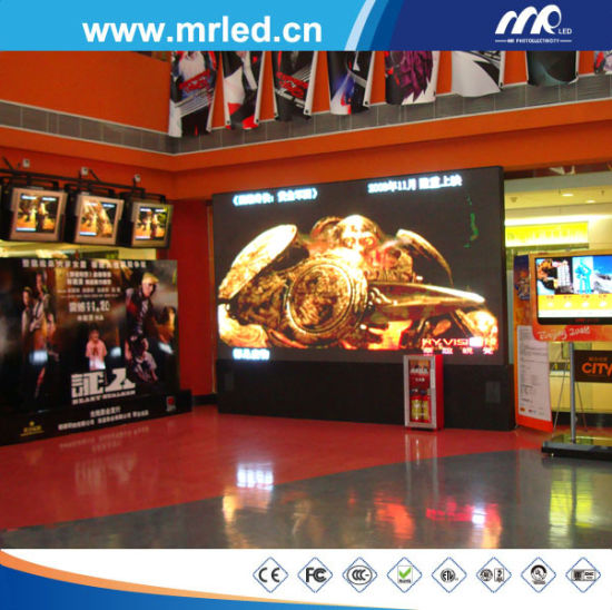 Wholsale P5mm Indoor LED Display for Advertising (480*480) pictures & photos