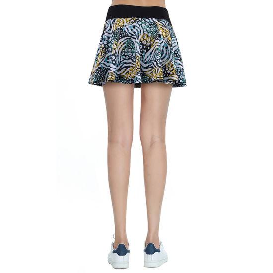 Custom OEM Factory Price Latest Girls Active Netball Skirt
