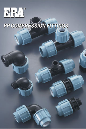 Era Piping Systems PP Compression/Irrigation Fitting Standard ISO1587AS/NZS4129 with Watermark & Wras