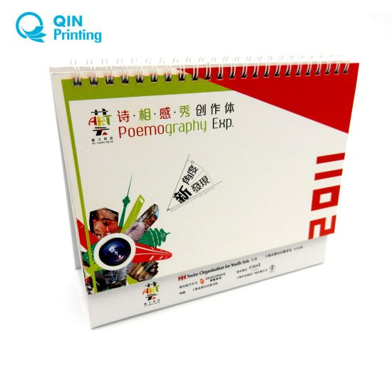 Advertising Table Calendar Printing for Promotion pictures & photos