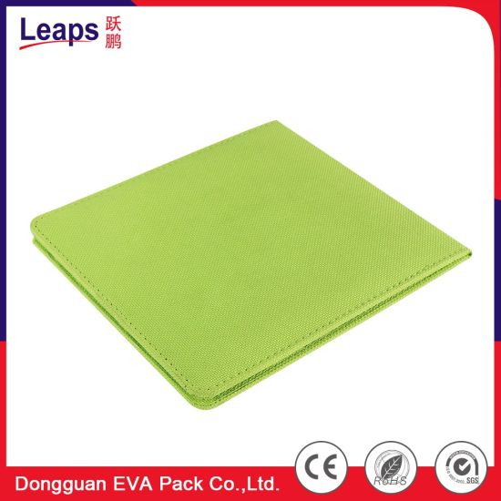 Easy Storage Non-Woven Fabric Specialized CD Jewel DVD Case Factory