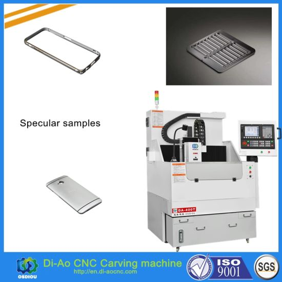 CNC Highlight Machine with Chamfering Function for Glass, Frame, Keyboard of Laptop, Notebook and Phone