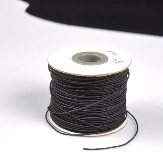 Hot Products Custom Design Various Colors Elastic Cord Fastener