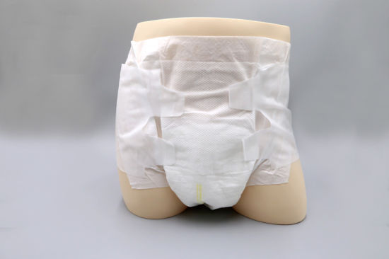Hot Selling Adult Diaper with Cheap Price and High Absorbency pictures & photos