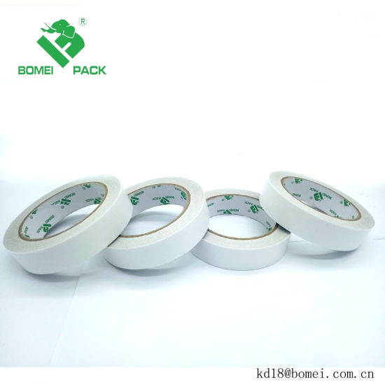 Double Sided Tissue Envelope Sealing Tape with ISO9001 Certifications pictures & photos