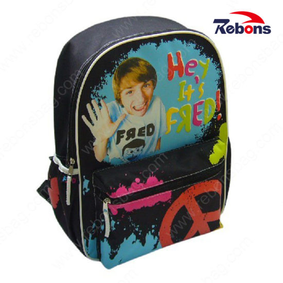 d870693b1dc8 China Personalized Unique Cool Children Backpack School Bags - China ...