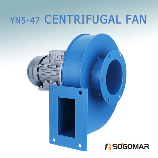 (YN5-47) Centrifugal Fan Blower with High Temperature Resistance 180-200 Centigrade pictures & photos