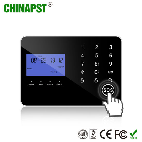 Wireless Anti Theft Burglar GSM Home Security Intruder Alarm (PST-PG994CQT) pictures & photos