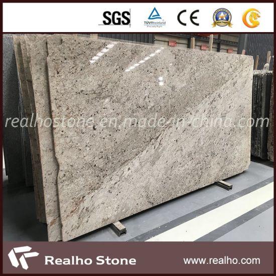 Slab Bordeaux White Granite