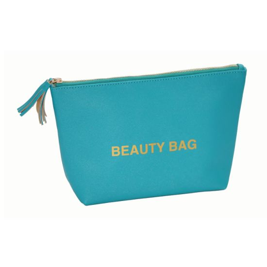 0db37c192350 China Promotional Toiletry Bag Logo Printed Custom Giveaway Makeup ...